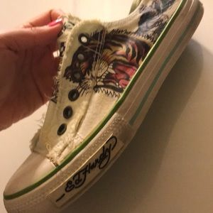 Unique ed hardy shoes